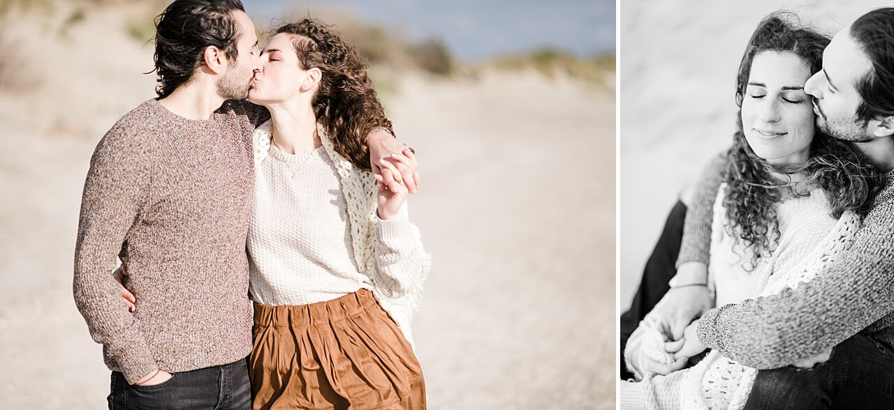 Rebecca Conte Fotografie: Paarbilder auf Langeoog 13