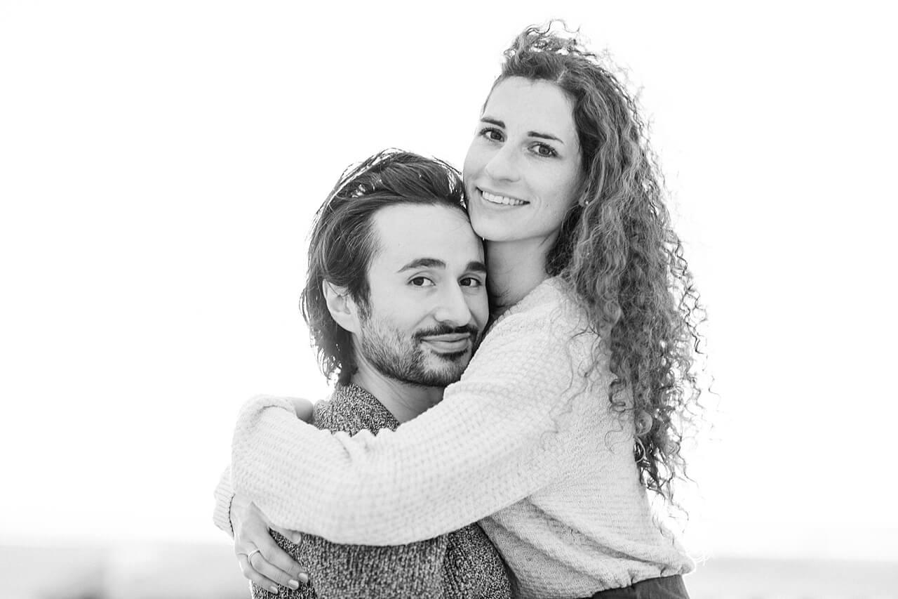 Rebecca Conte Fotografie: Paarbilder auf Langeoog 32