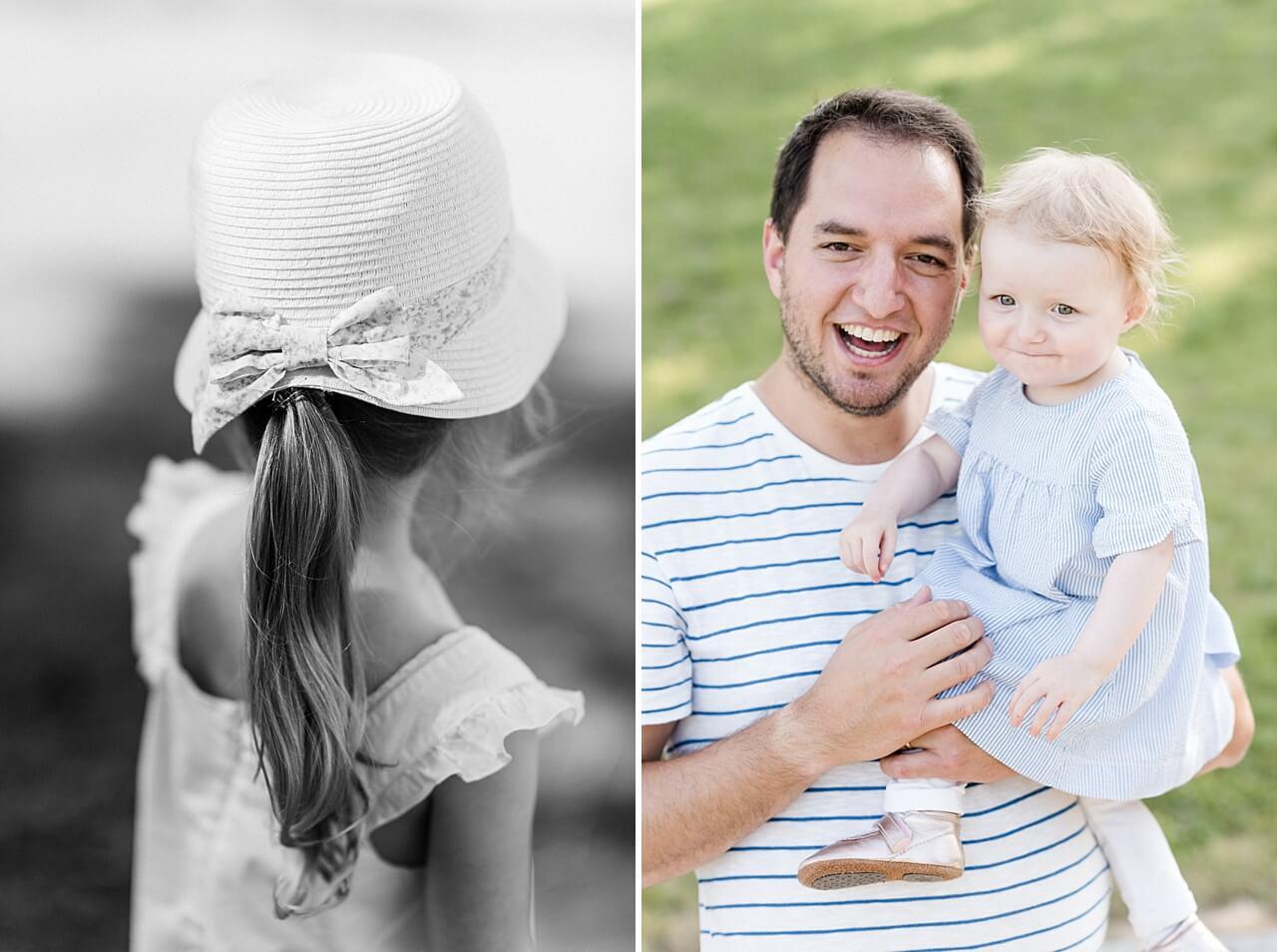Rebecca Conte Fotografie: Sommerliche Familienbilder im Abendlicht 14