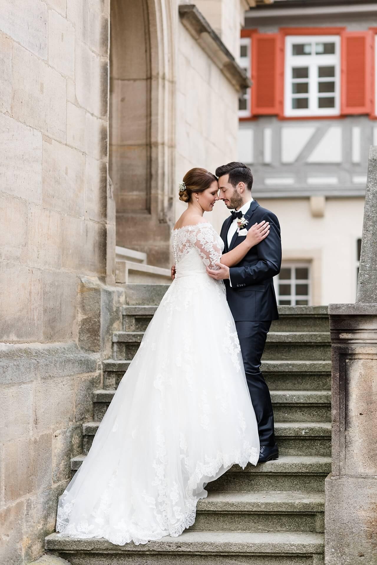 Rebecca Conte Fotografie: Herbsthochzeit Schloss Koengen 46
