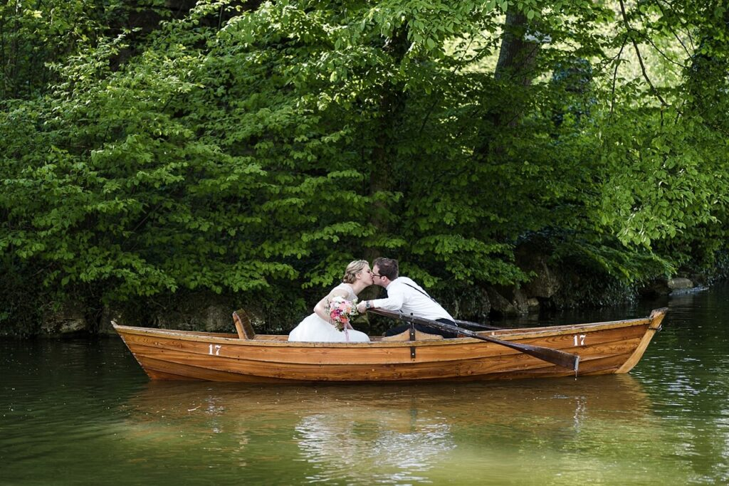 Rebecca Conte Fotografie Ludwigsburg: Hochzeit Seeschloss Monrepos Titelbild