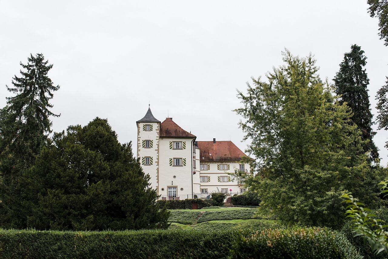 Rebecca Conte Fotografie: Hochzeit auf Schloss Neuhaus 01