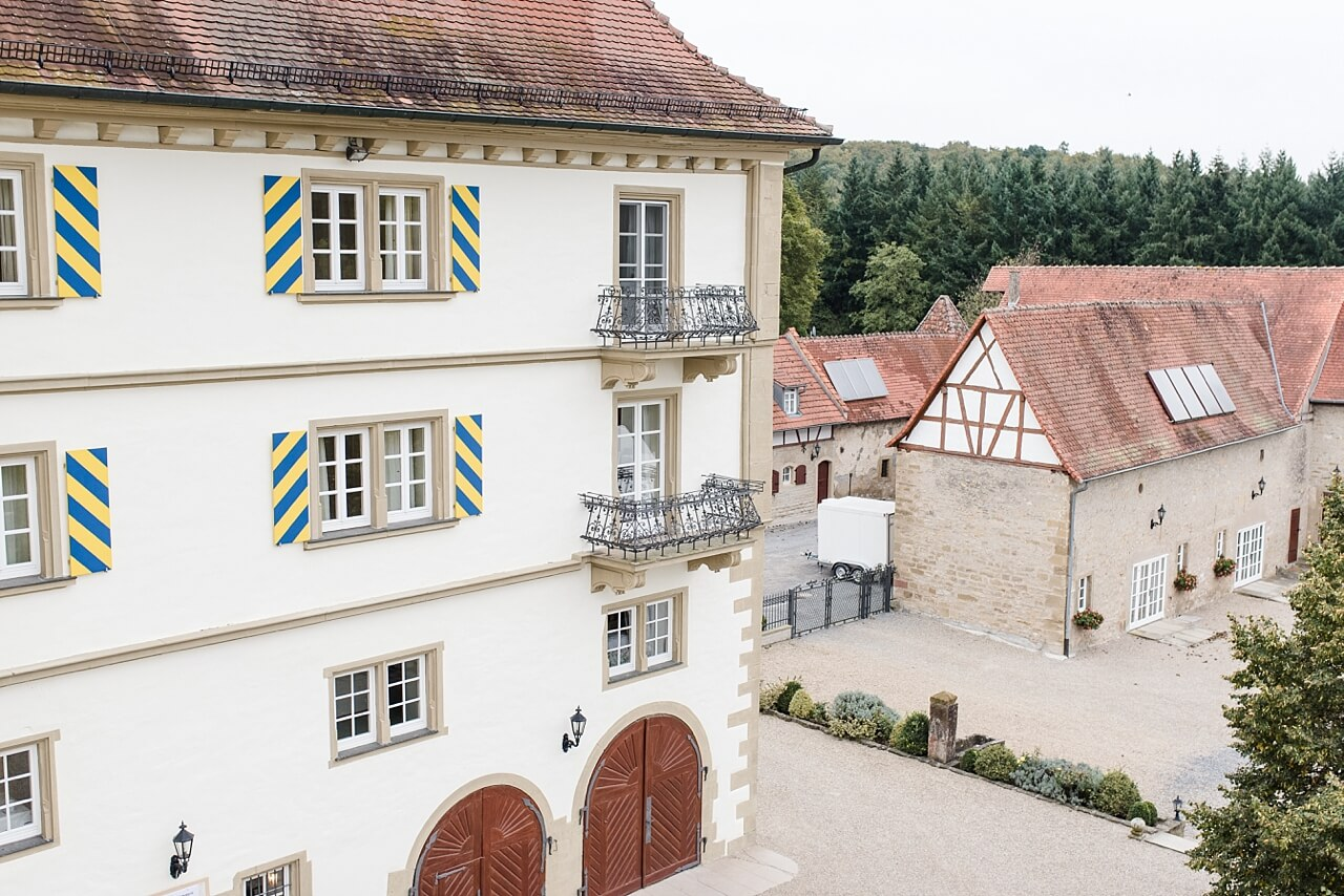 Rebecca Conte Fotografie: Hochzeit auf Schloss Neuhaus 02