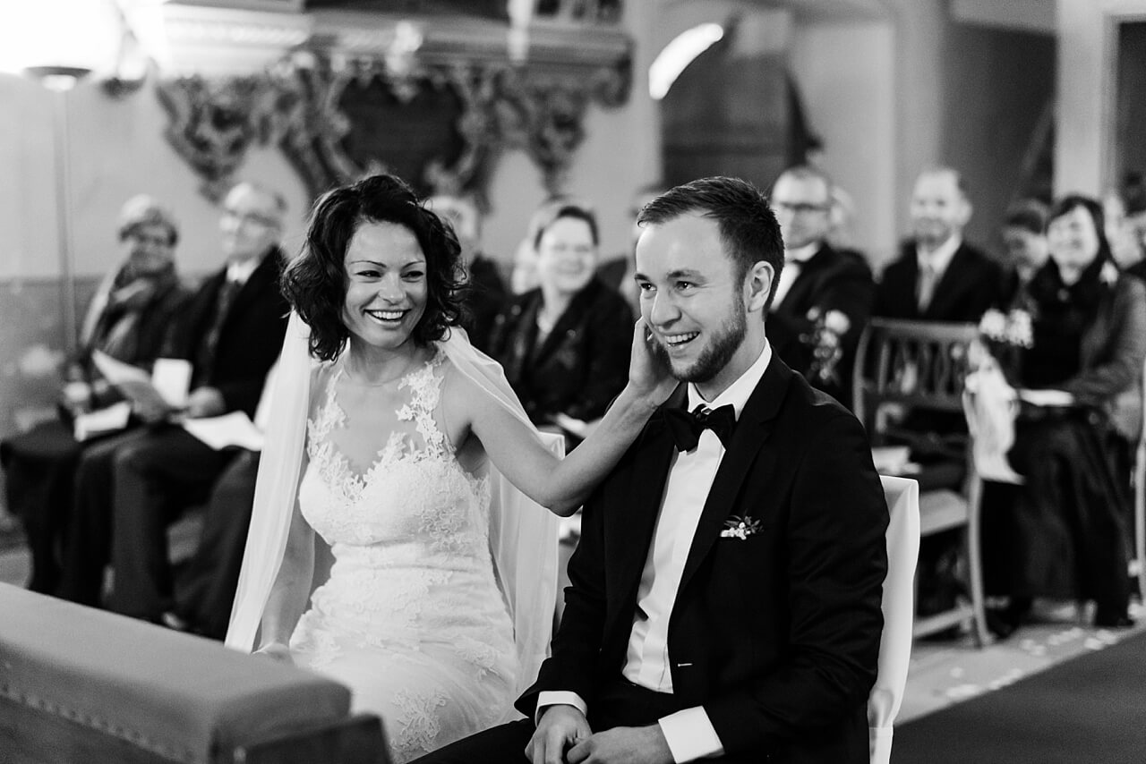 Rebecca Conte Fotografie: Hochzeit auf Schloss Neuhaus 21