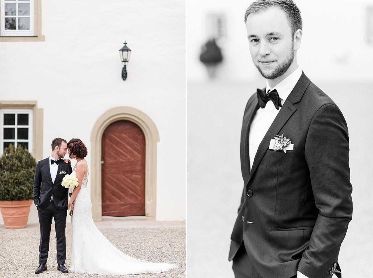 Rebecca Conte Fotografie: Hochzeit auf Schloss Neuhaus 40