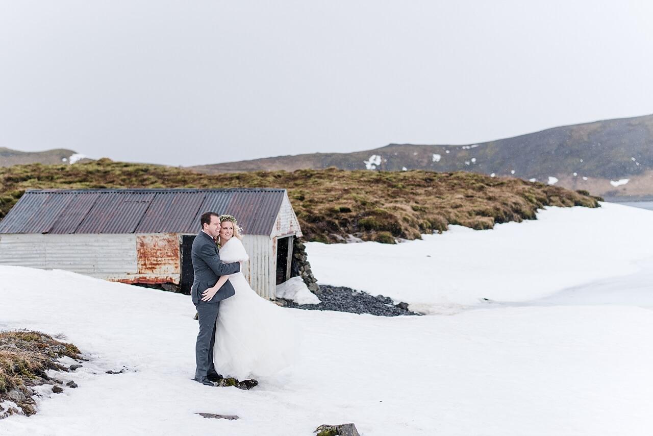 Rebecca Conte Fotografie: Intime Hochzeit auf Island 14