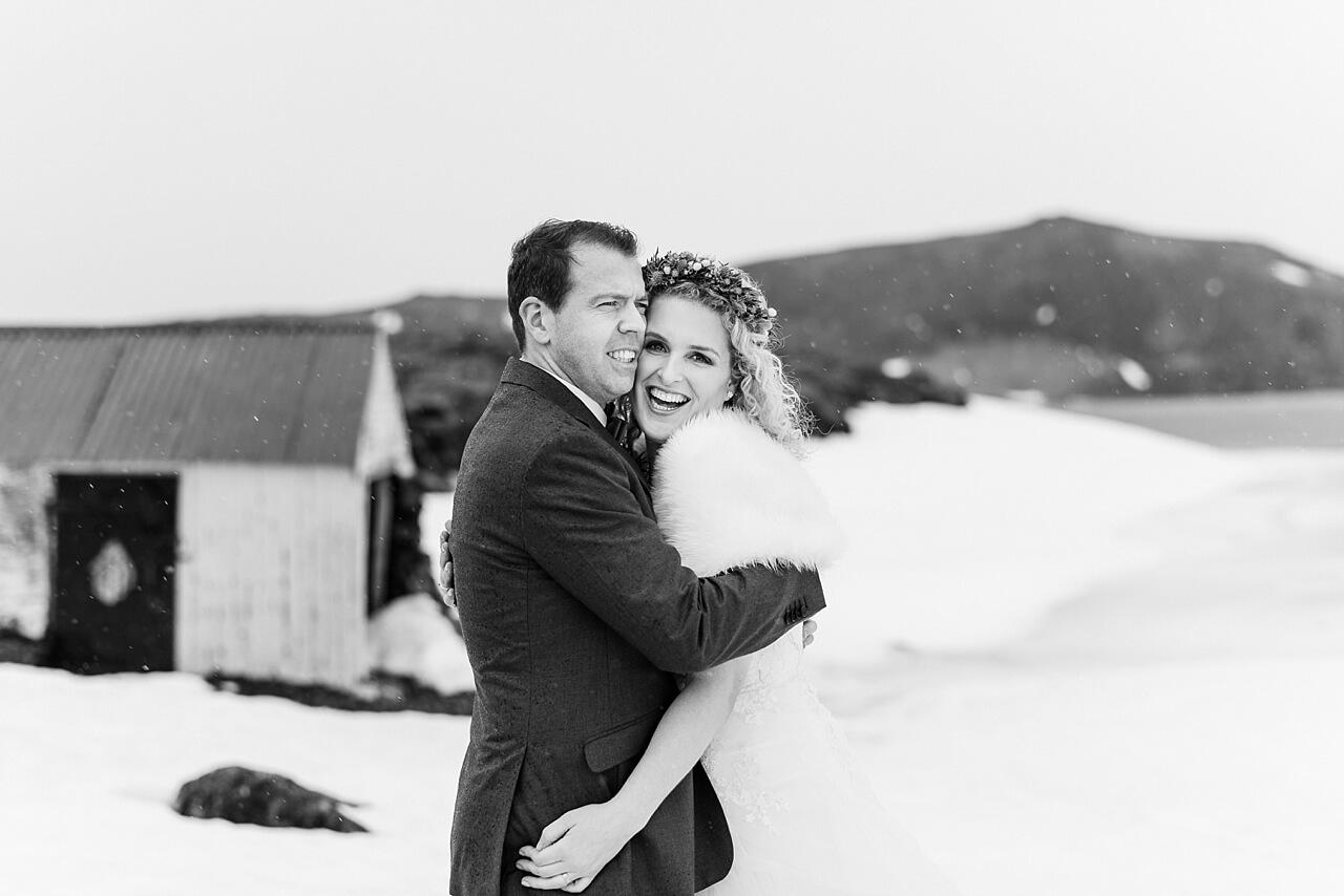 Rebecca Conte Fotografie: Intime Hochzeit auf Island 15