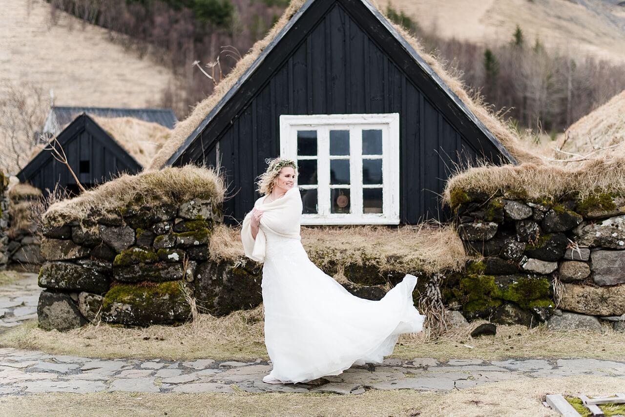 Rebecca Conte Fotografie: Intime Hochzeit auf Island 21