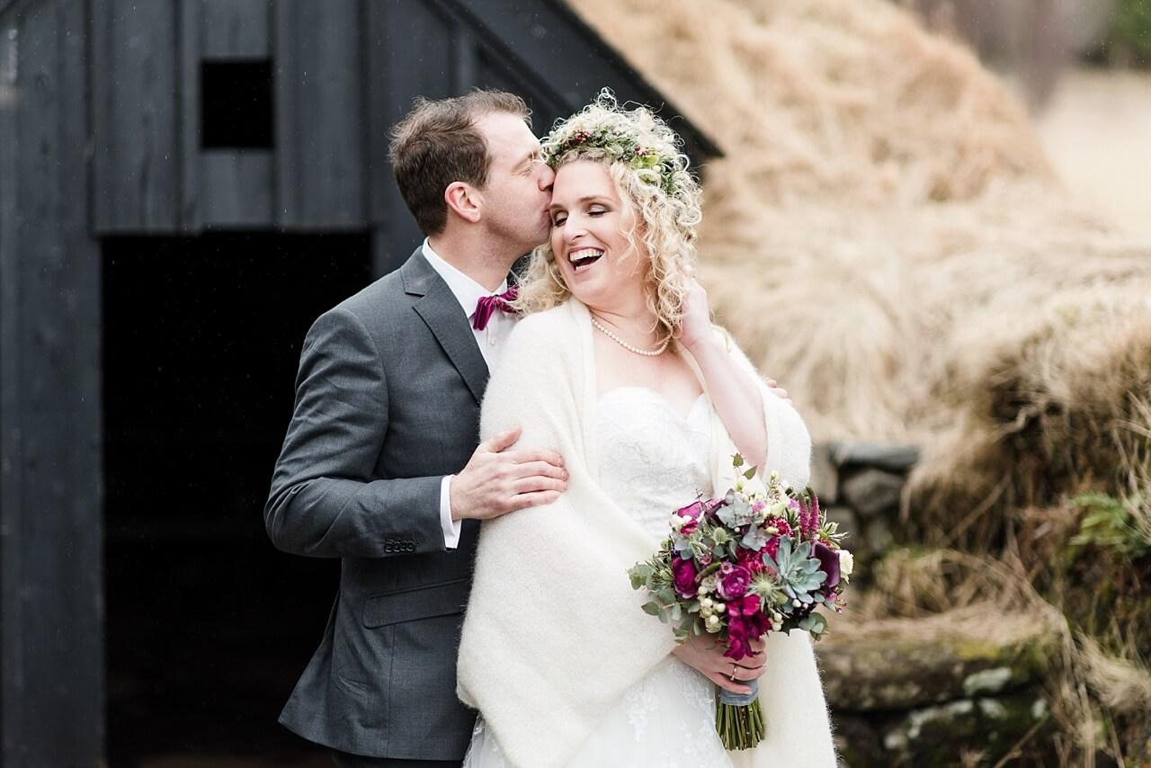Rebecca Conte Fotografie: Intime Hochzeit auf Island 24