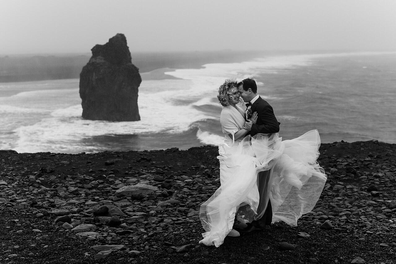 Rebecca Conte Fotografie: Intime Hochzeit auf Island 28