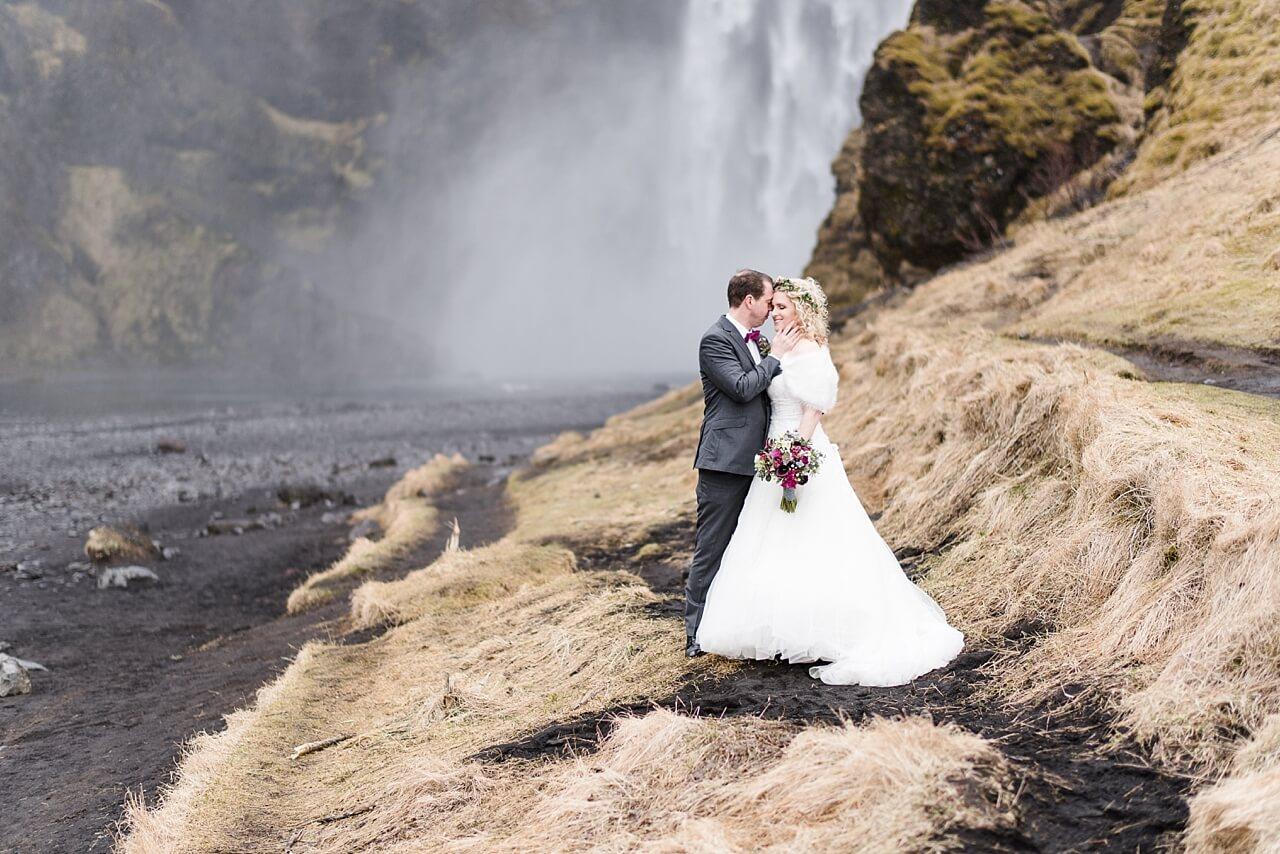Rebecca Conte Fotografie Ludwigsburg: Intime Hochzeit auf Island Titelbild