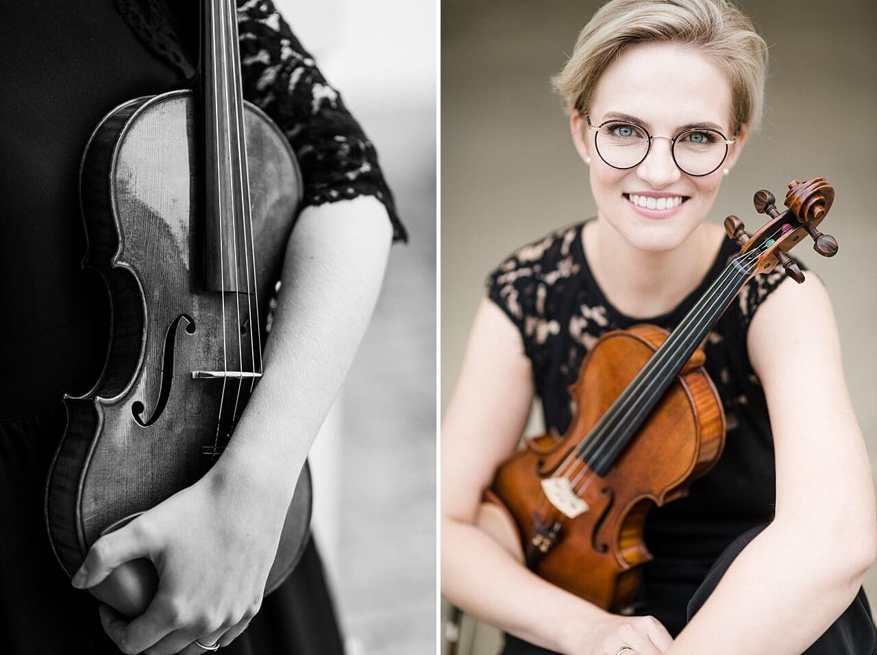 Rebecca Conte Fotografie: Musikerportraits mit Violine 09
