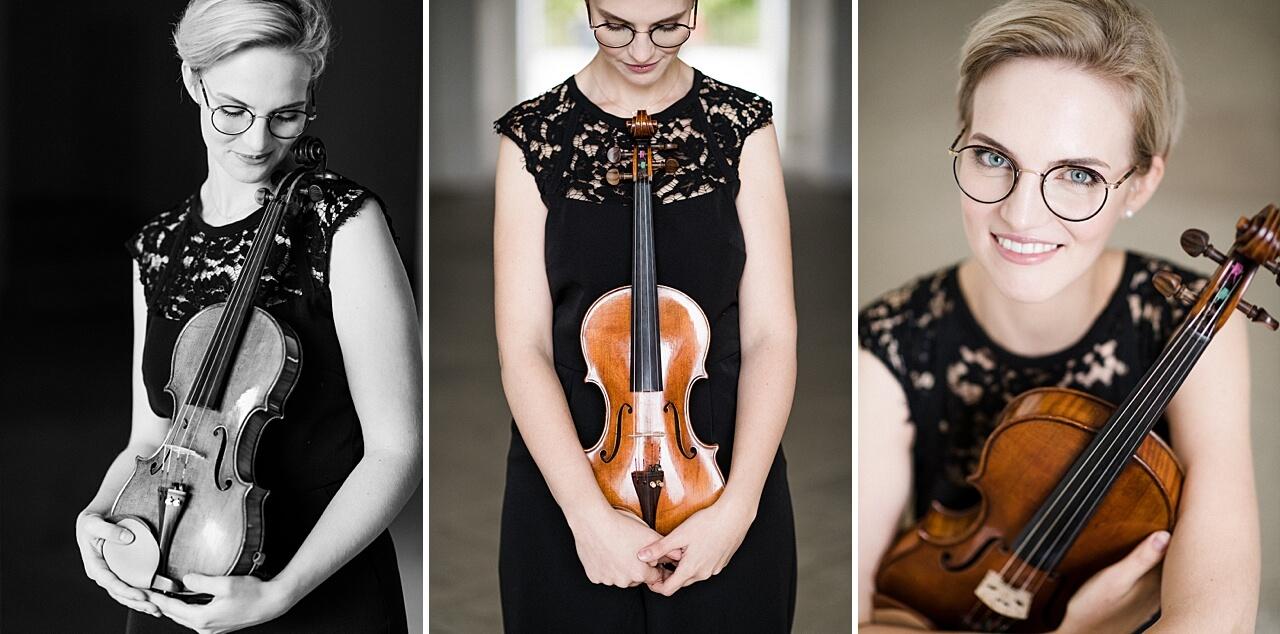 Rebecca Conte Fotografie: Musikerportraits mit Violine 11