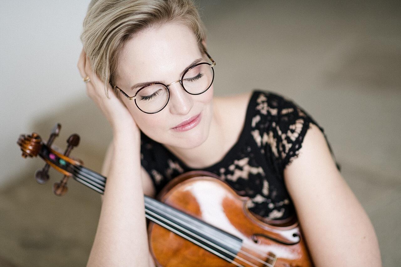 Rebecca Conte Fotografie: Musikerportraits mit Violine 12