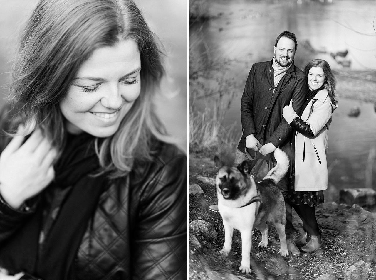Rebecca Conte Fotografie: Paarbilder im Winter 11