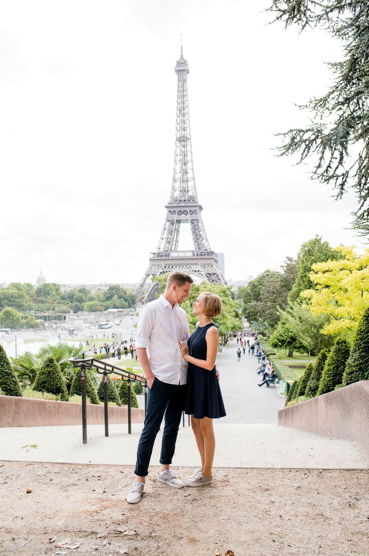 Rebecca Conte Fotografie: Paris Engagement-Shooting 01