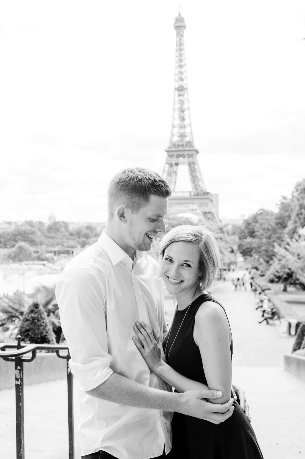 Rebecca Conte Fotografie: Paris Engagement-Shooting 02