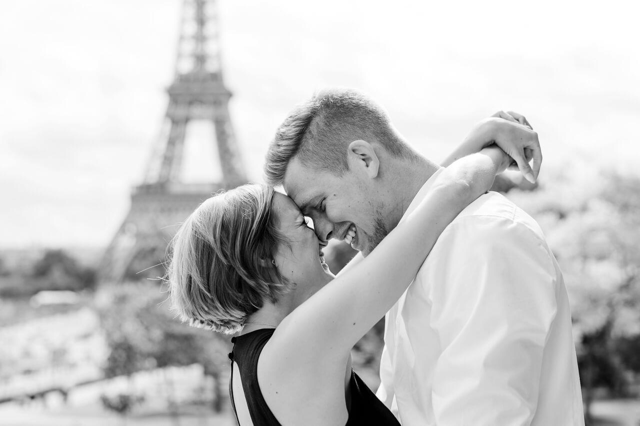 Rebecca Conte Fotografie: Paris Engagement-Shooting 05