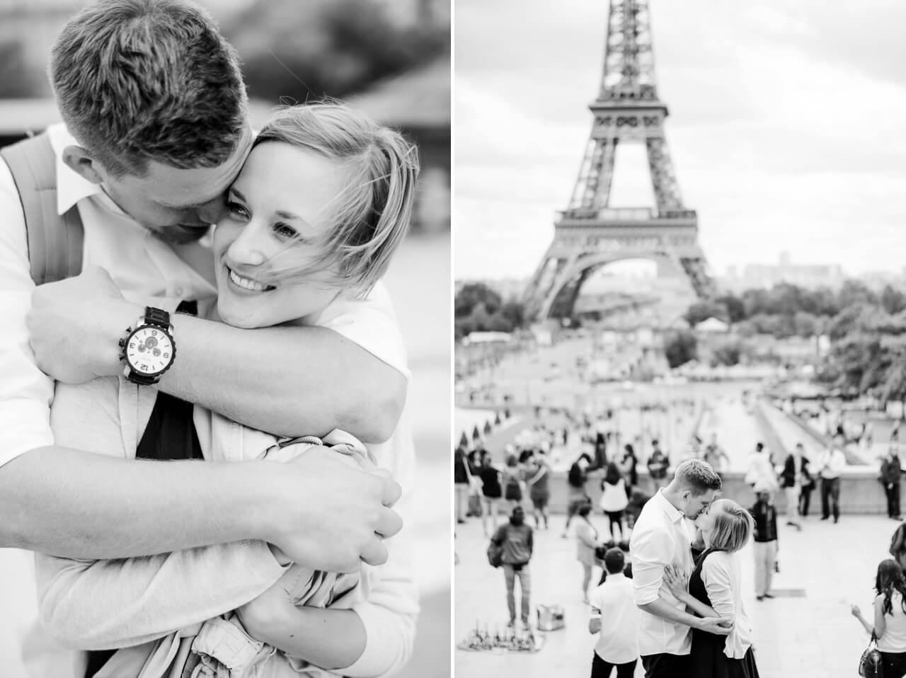 Rebecca Conte Fotografie: Paris Engagement-Shooting 08