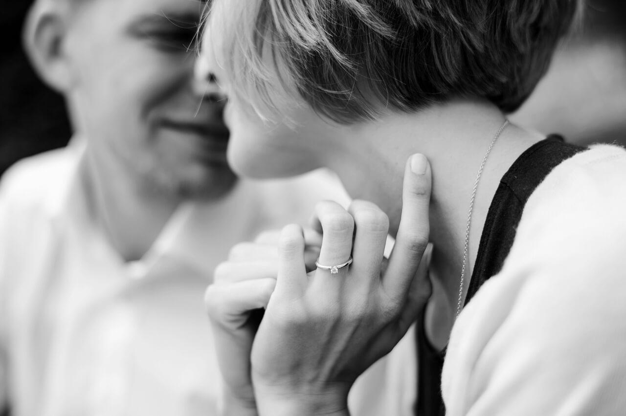 Rebecca Conte Fotografie: Paris Engagement-Shooting 14