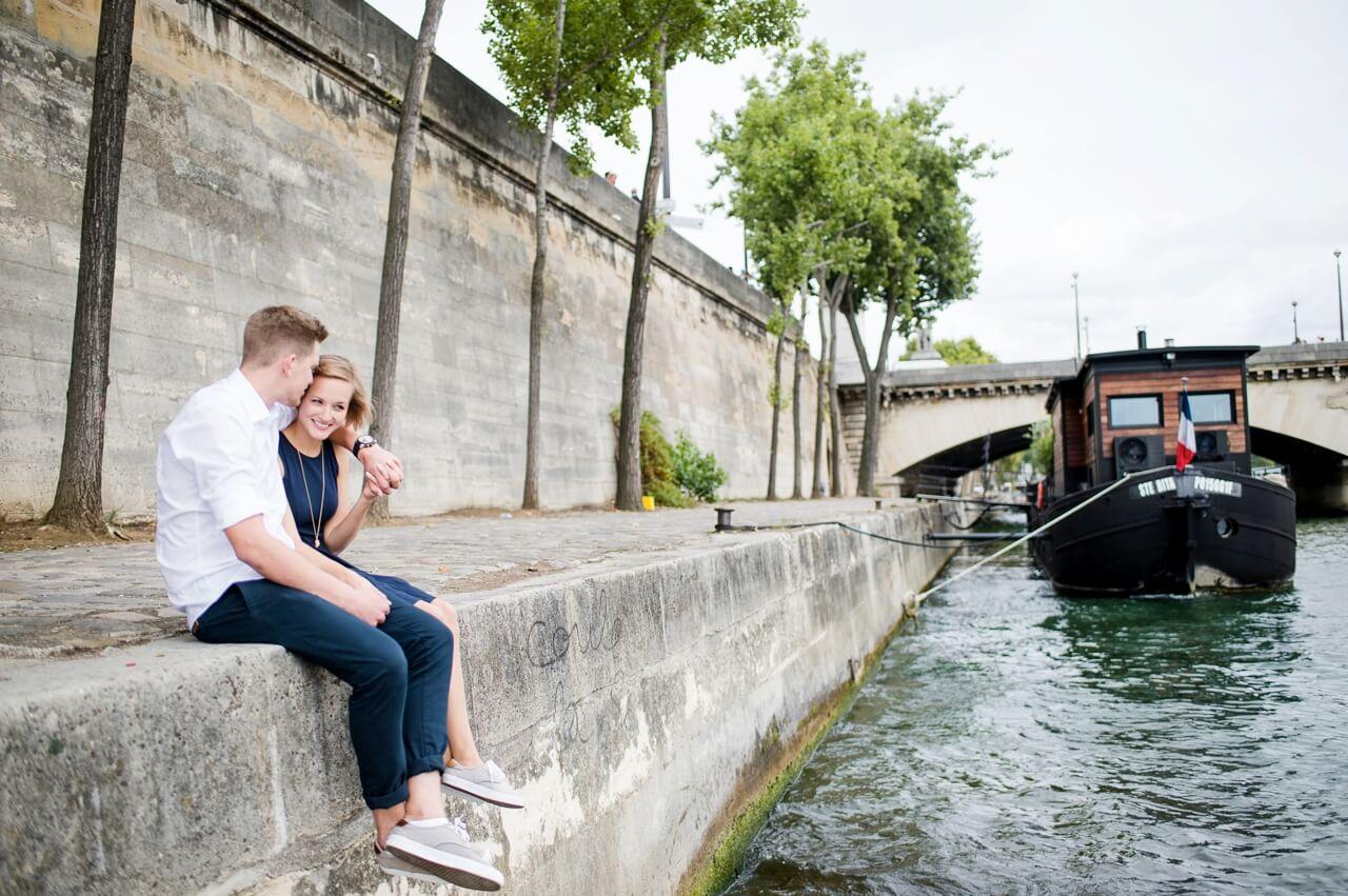 Rebecca Conte Fotografie: Paris Engagement-Shooting 18