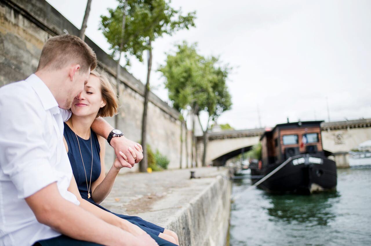 Rebecca Conte Fotografie: Paris Engagement-Shooting 20