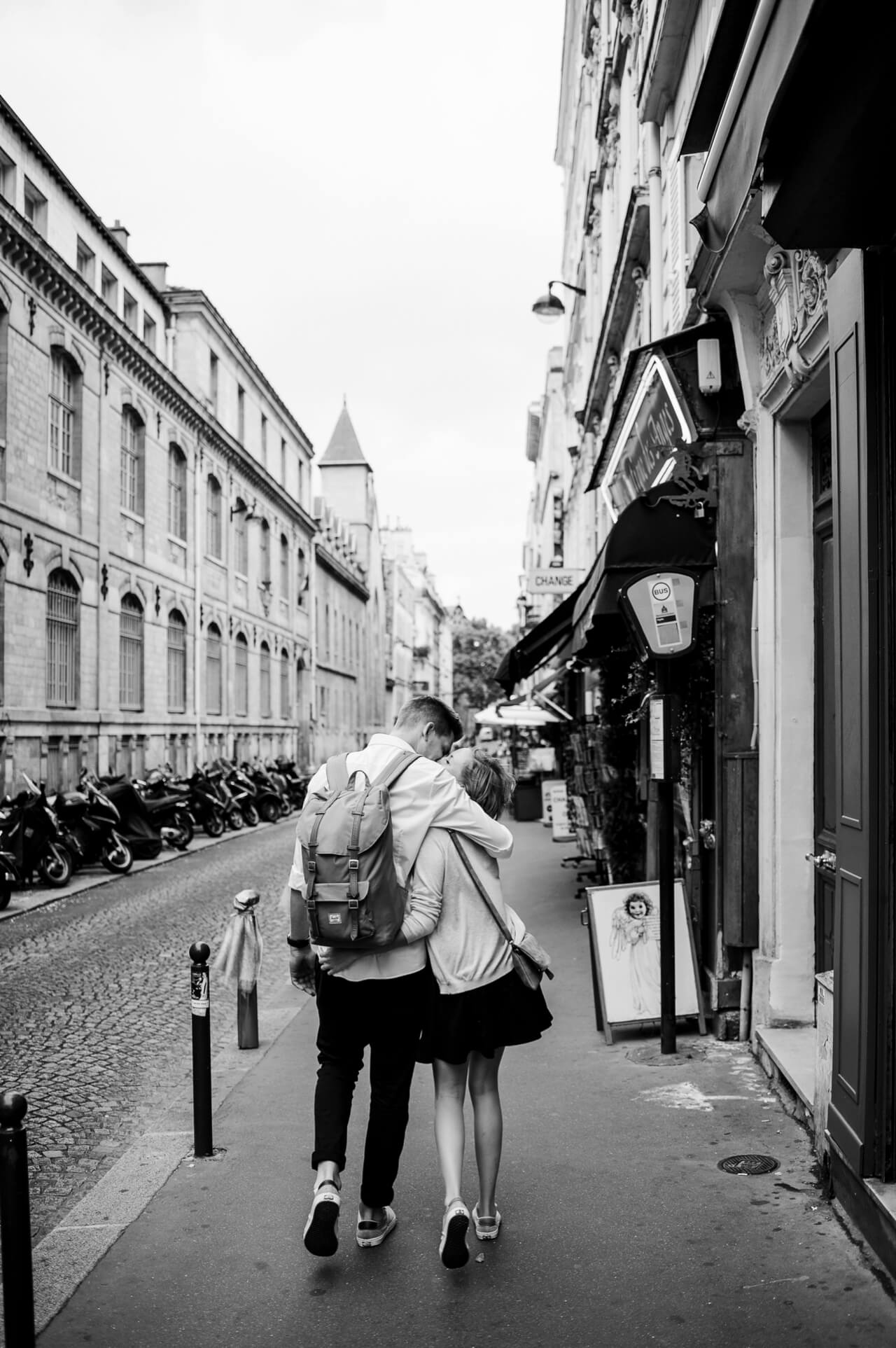 Rebecca Conte Fotografie: Paris Engagement-Shooting 25