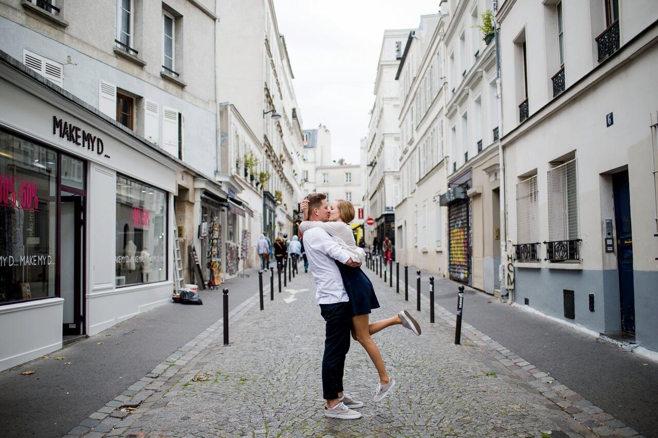 Rebecca Conte Fotografie: Paris Engagement-Shooting 26