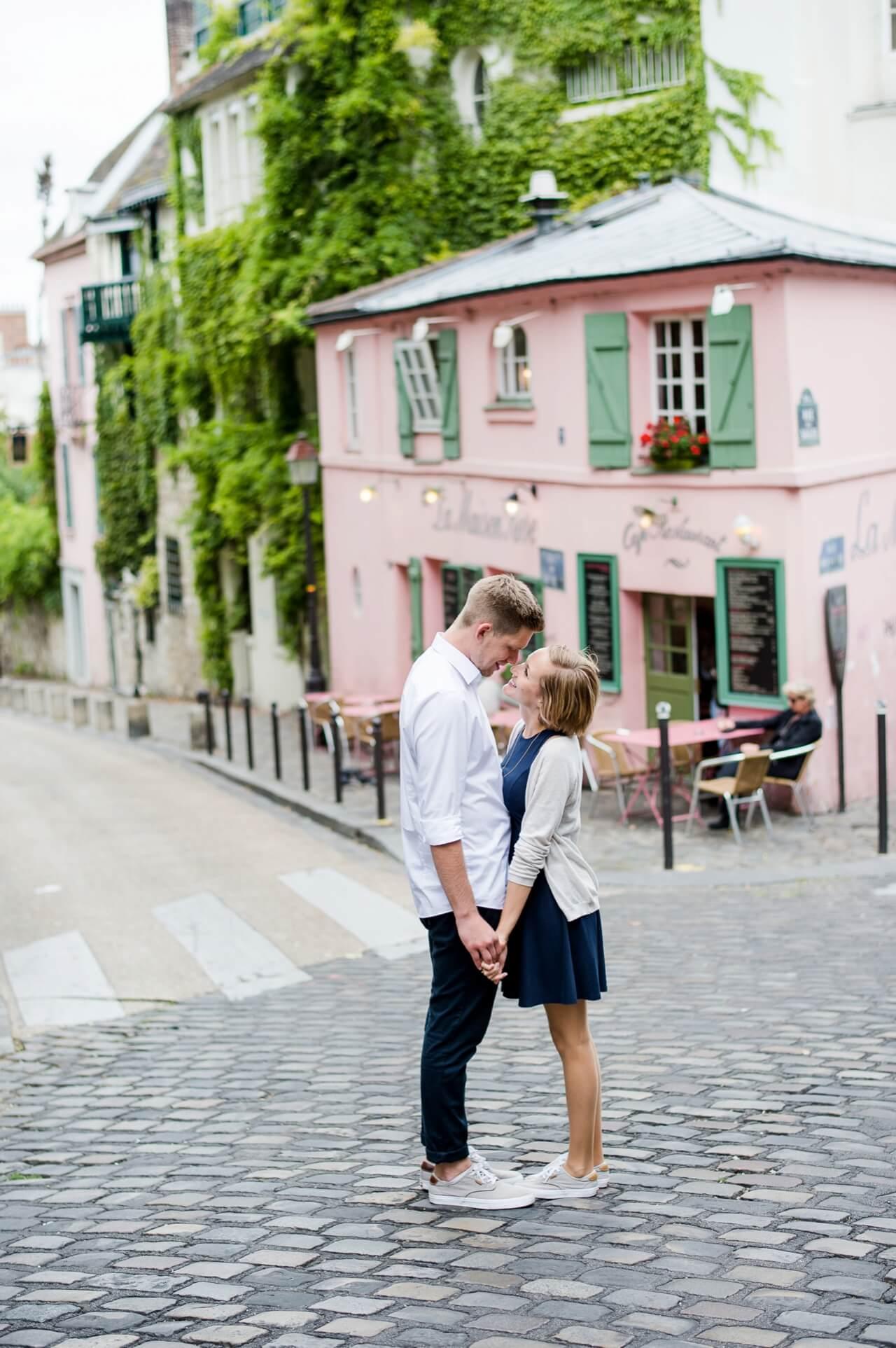 Rebecca Conte Fotografie: Paris Engagement-Shooting 27