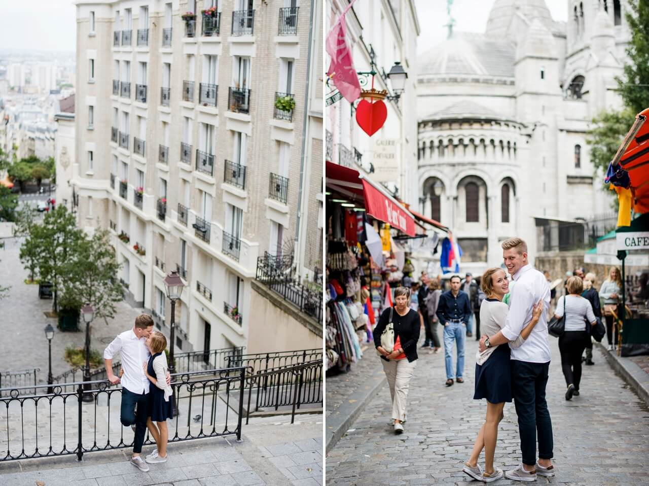 Rebecca Conte Fotografie: Paris Engagement-Shooting 29