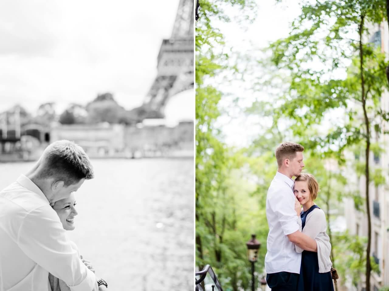 Rebecca Conte Fotografie: Paris Engagement-Shooting 31