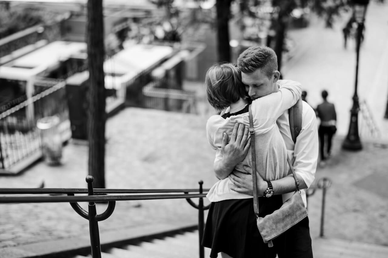Rebecca Conte Fotografie: Paris Engagement-Shooting 34