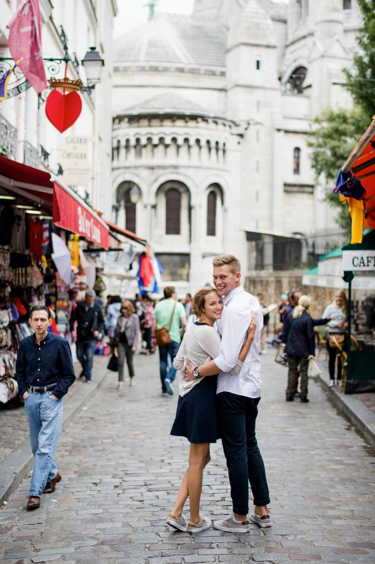 Rebecca Conte Fotografie: Paris Engagement-Shooting 39