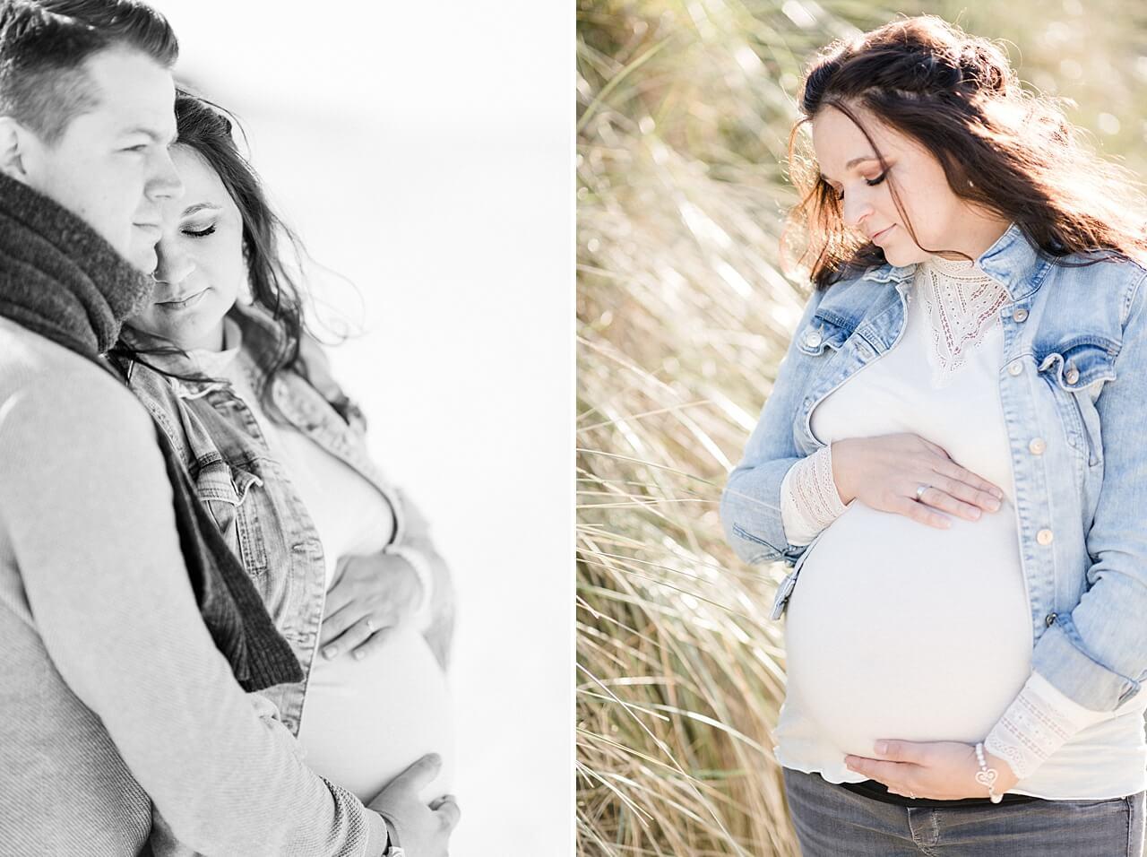 Rebecca Conte Fotografie: Babybauchbilder auf Langeoog 10