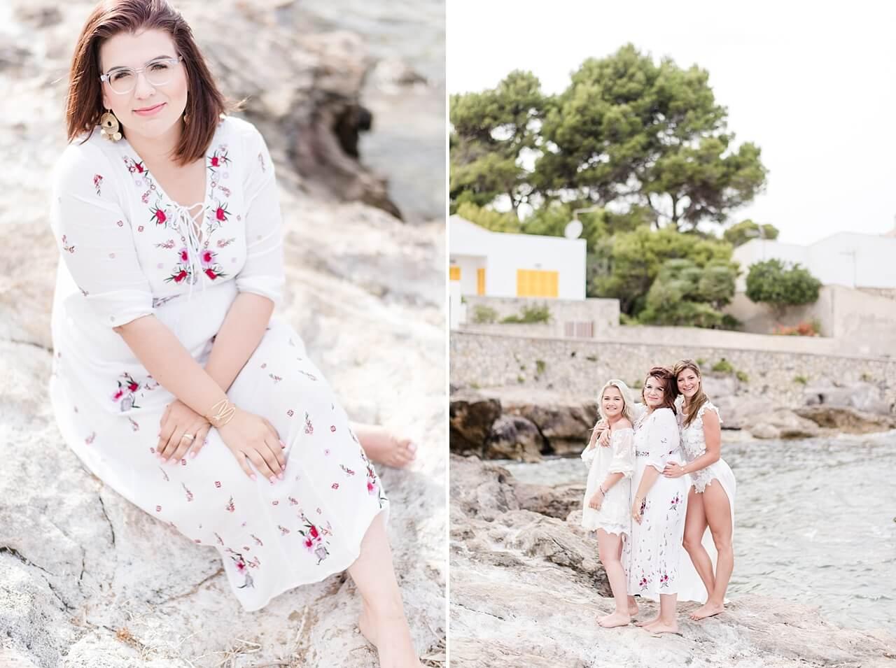 Rebecca Conte Fotografie: Freundinnen-Shooting auf Mallorca 06