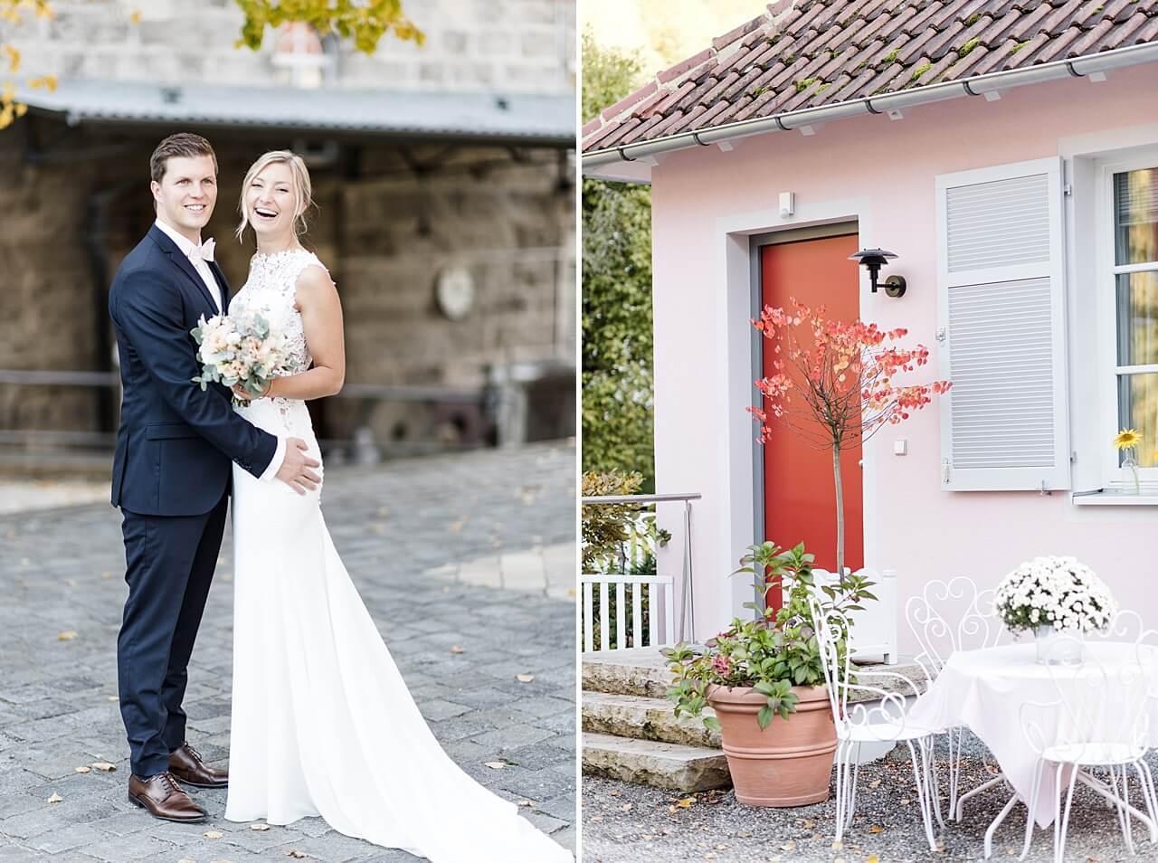 Rebecca Conte Fotografie: Herbsthochzeit Künkele Mühle 36