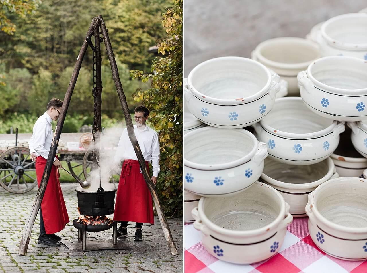 Rebecca Conte Fotografie: Herbsthochzeit Künkele Mühle 50