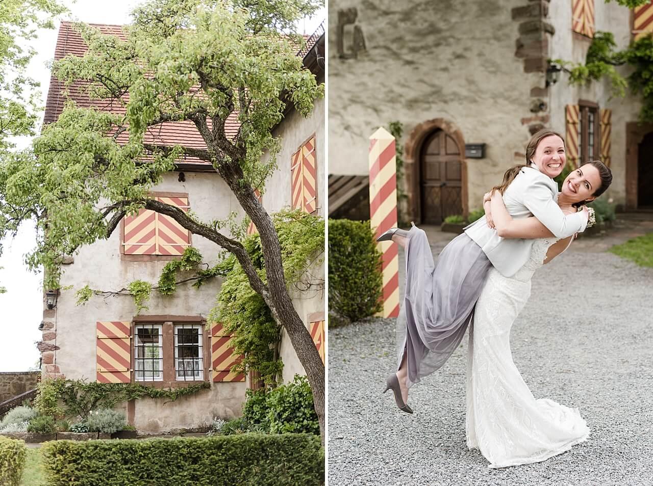 Rebecca Conte Fotografie: Hochzeit Burg Staufenberg 53