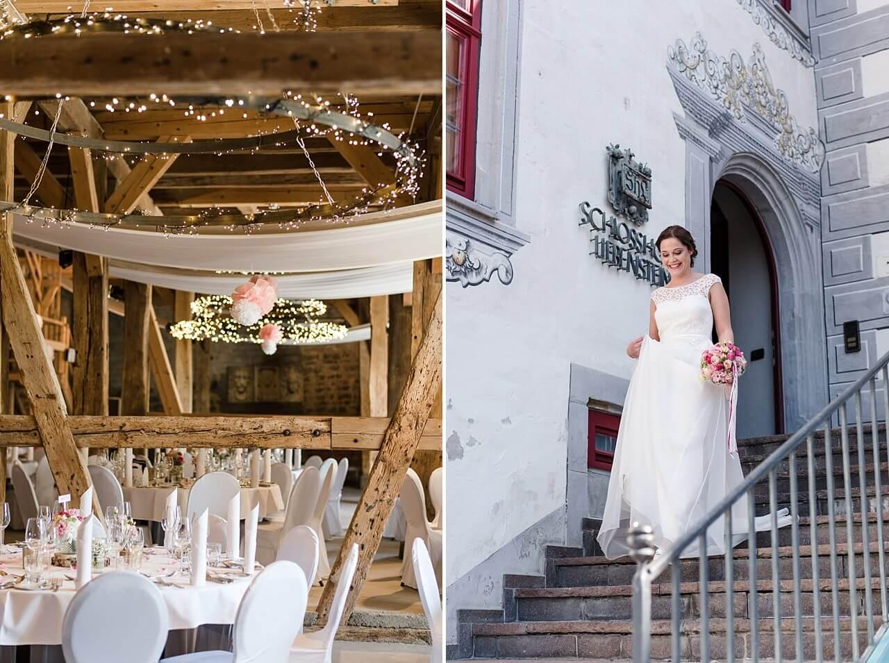 Rebecca Conte Fotografie: Hochzeit auf Schloss Liebenstein 29