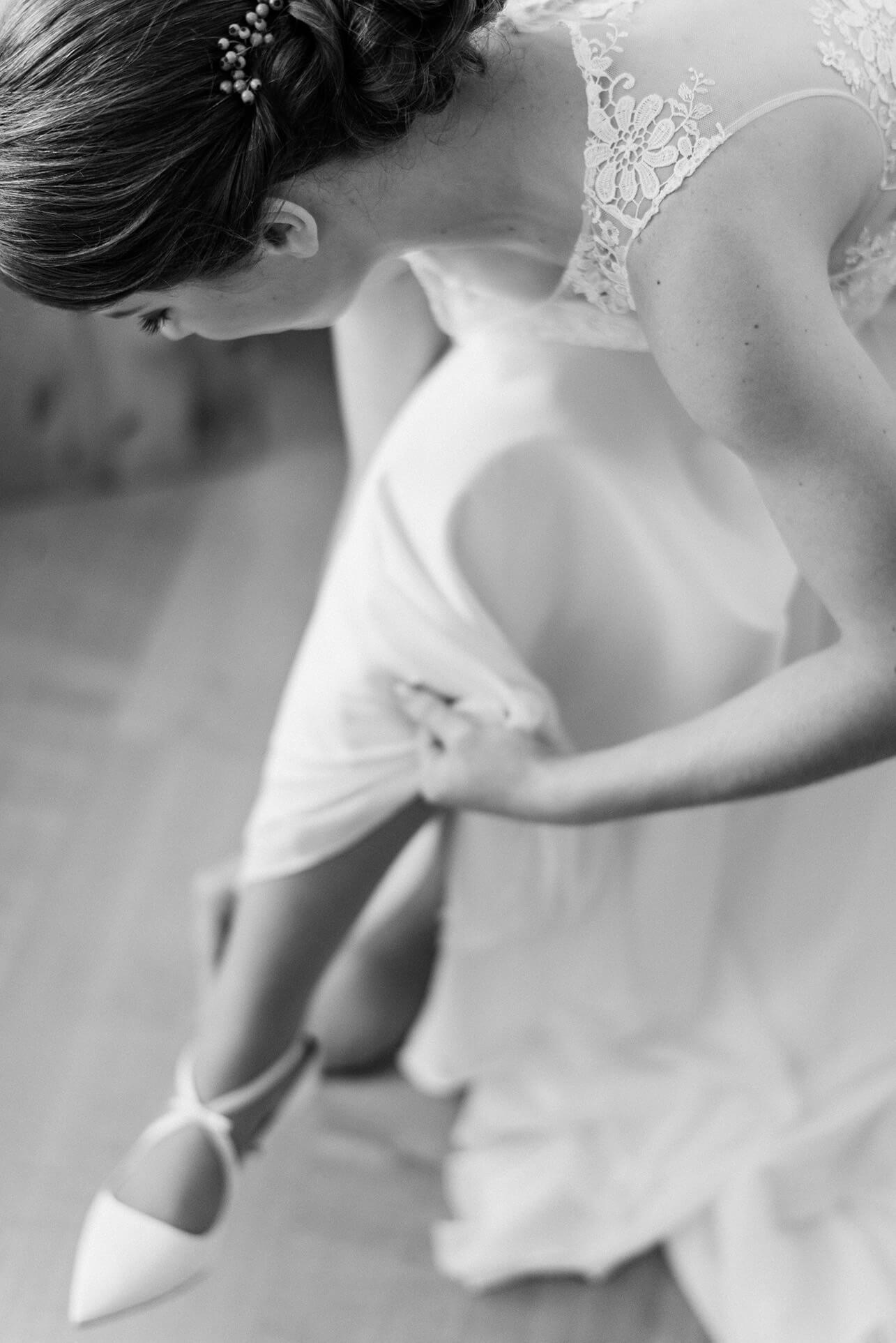 Rebecca Conte Fotografie Stuttgart: Braut Getting Ready