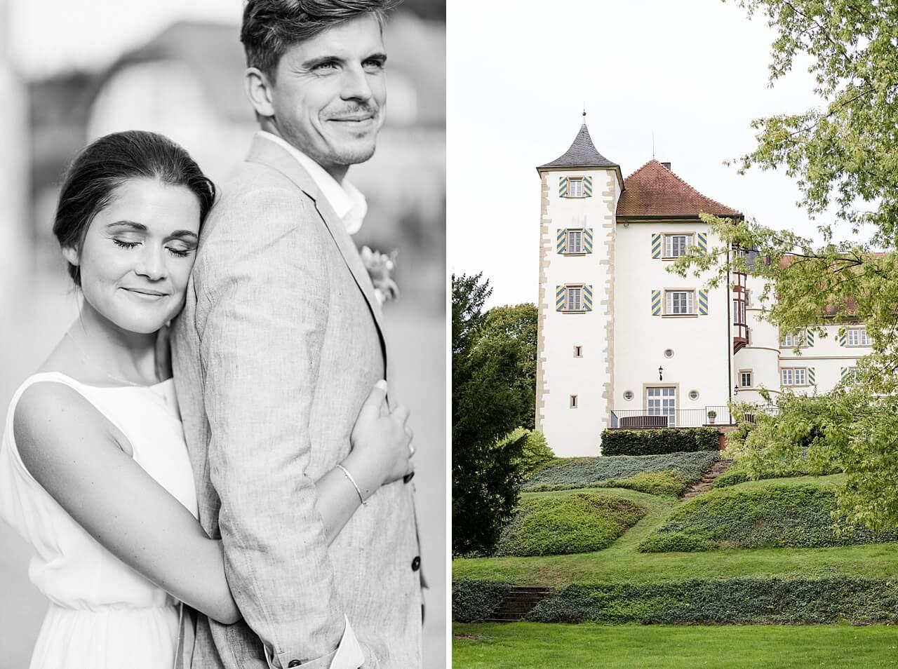Rebecca Conte Fotografie: Hochzeit Schloss Neuhaus 08