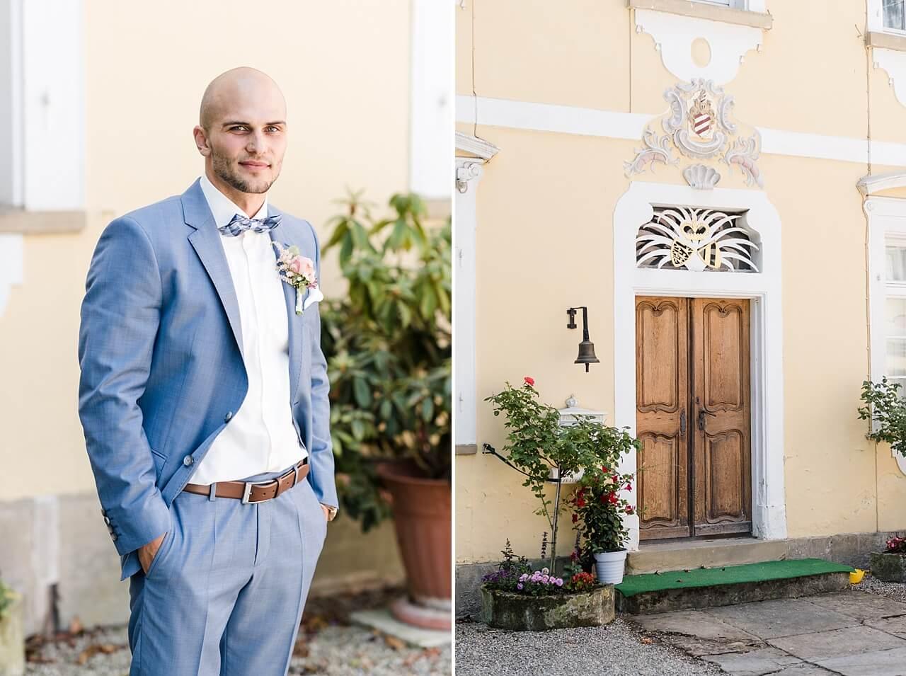 Rebecca Conte Fotografie: Hochzeit Schloss Assumstadt 02