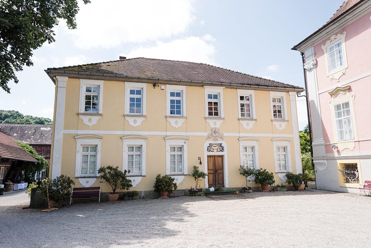 Rebecca Conte Fotografie: Hochzeit Schloss Assumstadt 05
