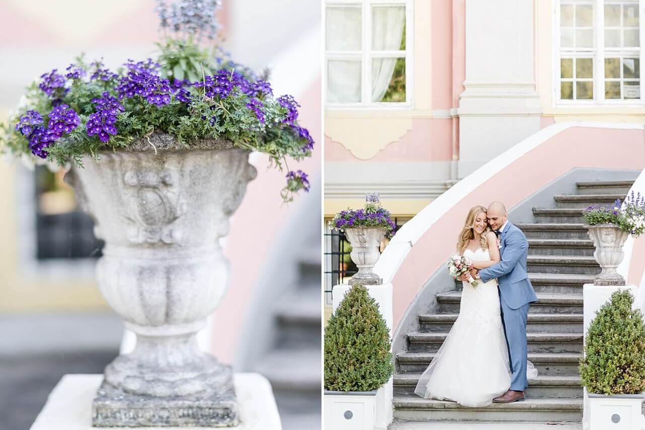 Rebecca Conte Fotografie Stuttgart: Hochzeit Schloss Assumstadt Titelbild