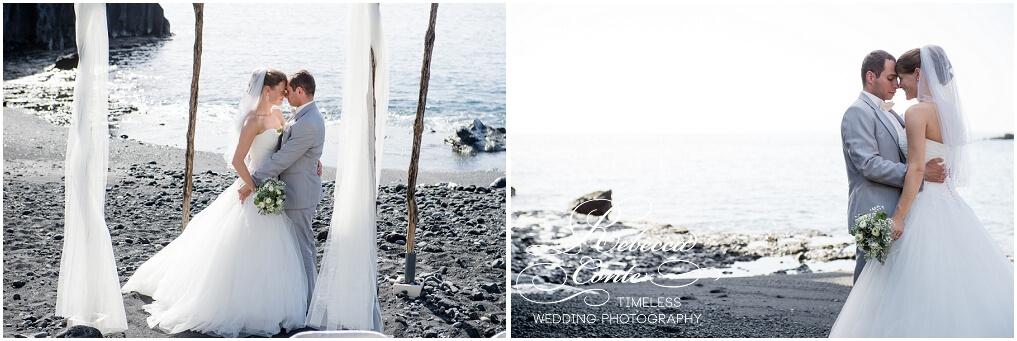 Rebecca Conte Fotografie: Strandhochzeit auf La Palma 25