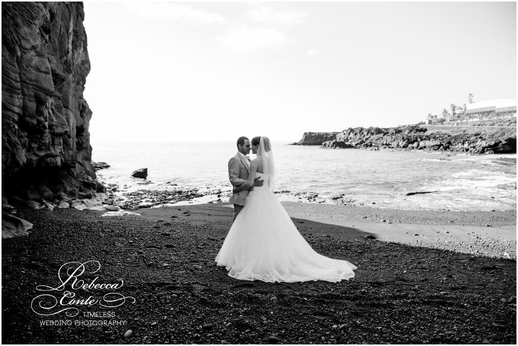 Rebecca Conte Fotografie: Strandhochzeit auf La Palma 27