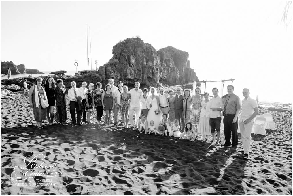 Rebecca Conte Fotografie: Strandhochzeit auf La Palma 55
