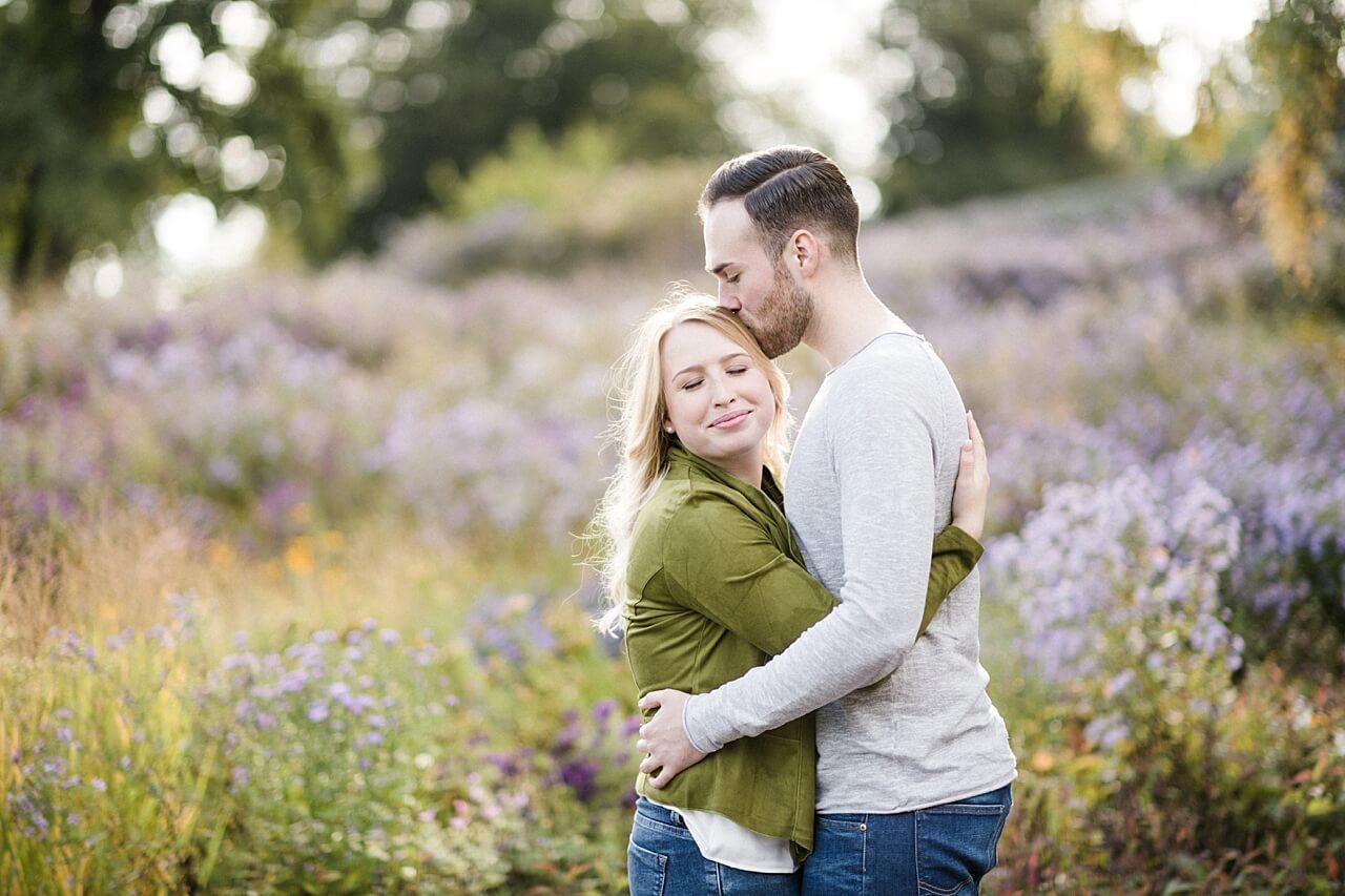 Rebecca Conte Fotografie: Verlobungsbilder bei Herbstwetter 01