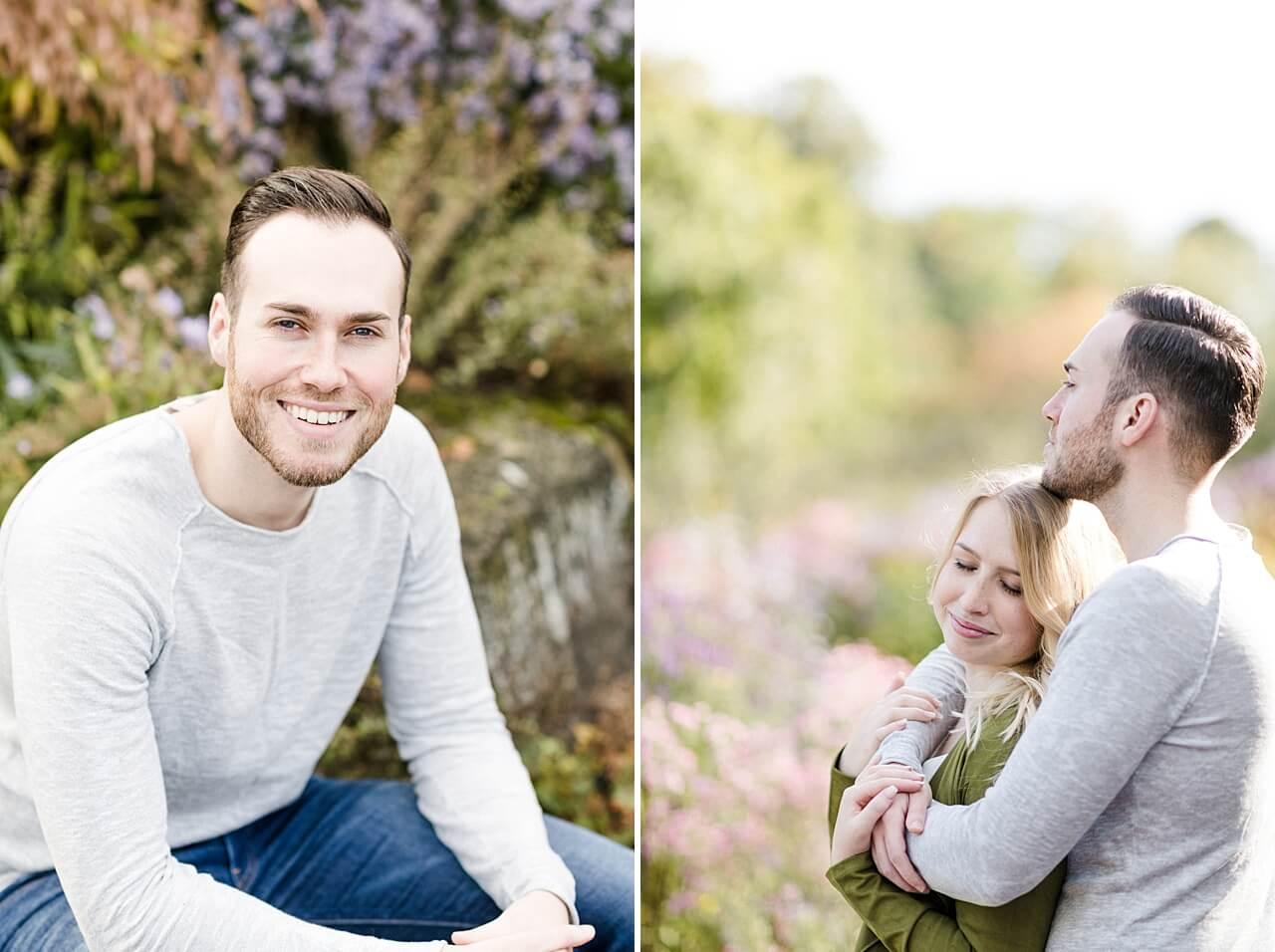 Rebecca Conte Fotografie: Verlobungsbilder bei Herbstwetter 02