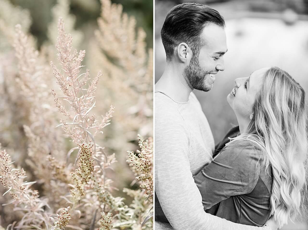 Rebecca Conte Fotografie: Verlobungsbilder bei Herbstwetter 03